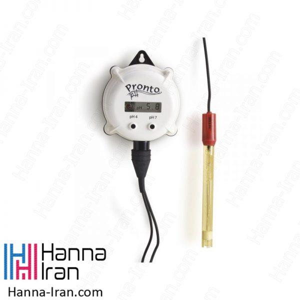 نمایشگر pH آنلاین HI981402