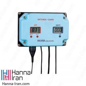 نمایشگر pH/TDS آنلاین HI981404