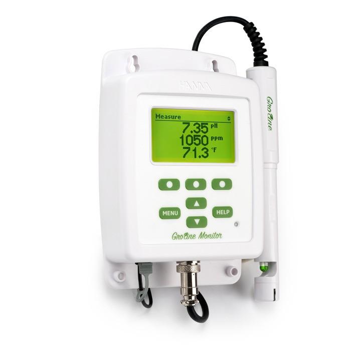 مولتی پارامتر pH، EC, TDS و دما