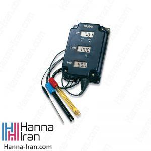 نمایشگر pH/TDS آنلاین HI981504