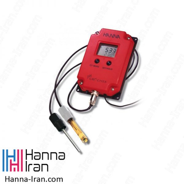 نمایشگر pH آنلاین HI991401