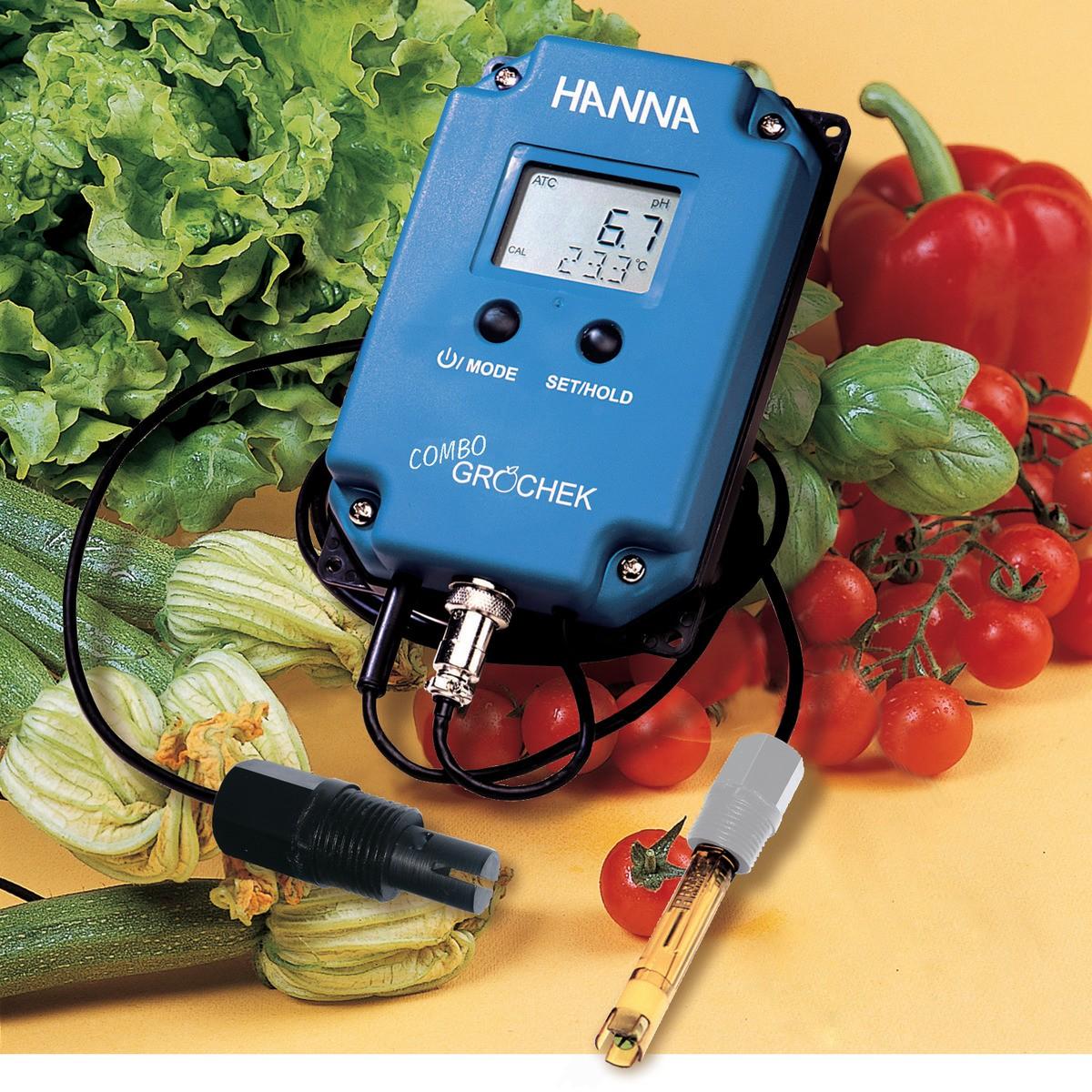 خرید pH متر آنلاین و EC متر  آنلاین و کنداکتیویتی متر آنلاین HI991405