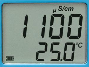 قیمت EC متر HI98303
