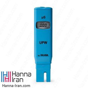 EC متر قلمی آب خالص HI98309