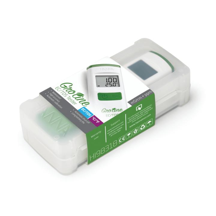 مشخصات و خرید EC/TDS متر قلمی HI98318