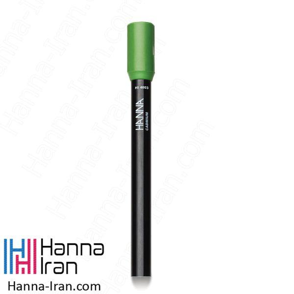 الکترود یون انتخابی کادمیوم HI4003 کمپانی هانا