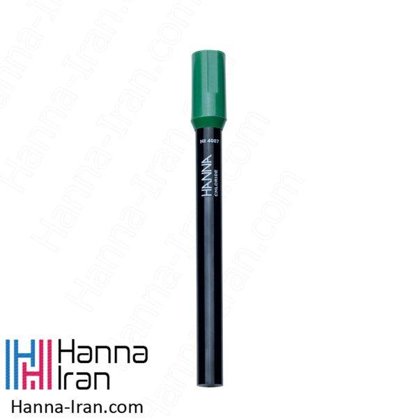 الکترود یون انتخابی کلراید HI4007 کمپانی هانا
