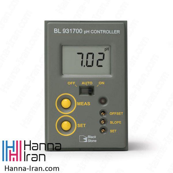 ترنسمیتر pH با خروجی جریانی BL931700 کمپانی هانا