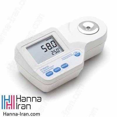 رفرکتومتر پرتابل پروپیلن گلیکول HI96832 کمپانی هانا