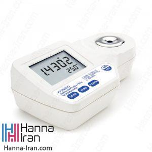 بریکس متر پرتابل مدل HI96800 کمپانی هانا