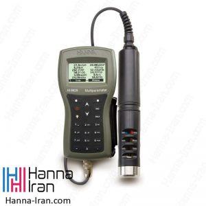 مولتی پارامتر پرتابل ۱۴ پارامتری HI9829