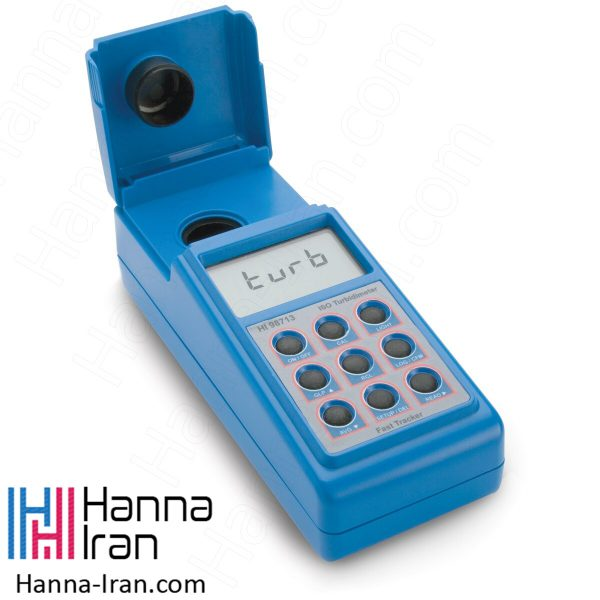 کدورت سنج پرتابل مدل HI98713 محصول هانا