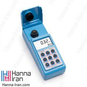 کدورت سنج پرتابل مدل HI98703 تولید کمپانی هانا
