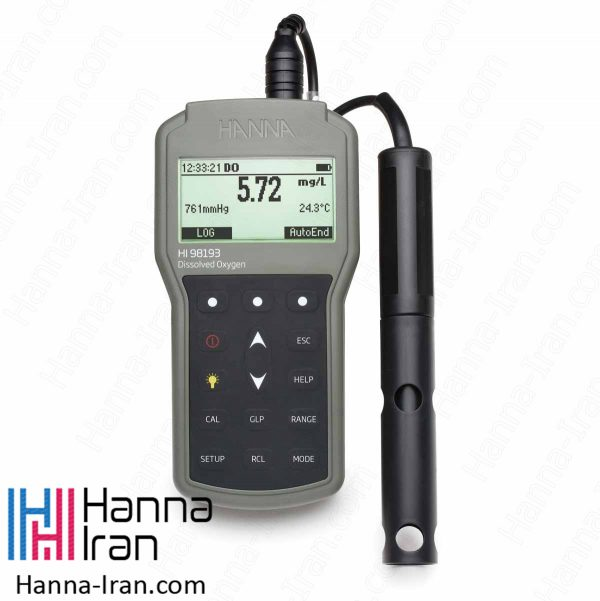 DO/BOD متر پرتابل HI98193