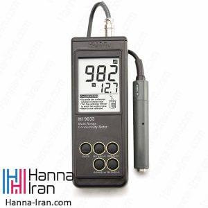EC متر پرتال مولتی رنج HI9033