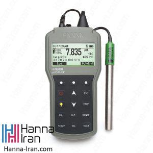 مشخصات، قیمت و خرید یون سنج و یا ISE متر HI98191