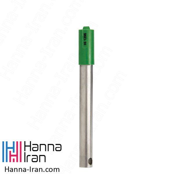 الکترود PH مدل HI1296D فاضلاب صنعتی هانا