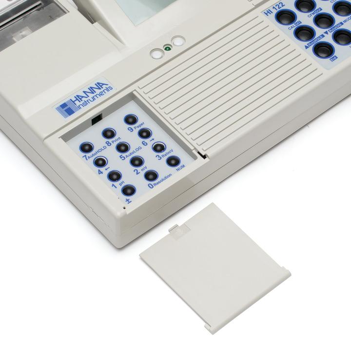 مشخصات و خرید pH/mV متر رومیزی HI122