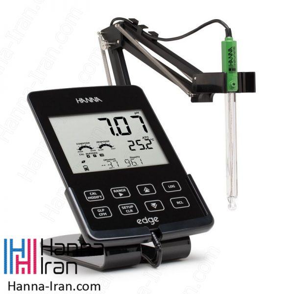 pH/EC/DO متر رومیزی HI2020 کمپانی هانا