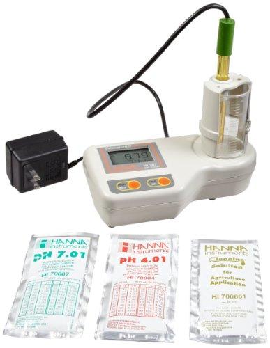 قیمت و فروش pH متر رومیزی مدل HI207 آموزشی