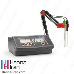 pH متر رومیزی HI2210 محصول کمپانی هانا