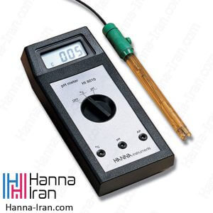 خرید پی اچ متر پرتابل هانا HI8010