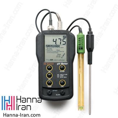 بررسی و خرید اینترنتی PH متر پرتابل HI83141