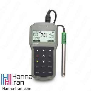 ORP متر پرتابل HI98190 کمپانی هانا