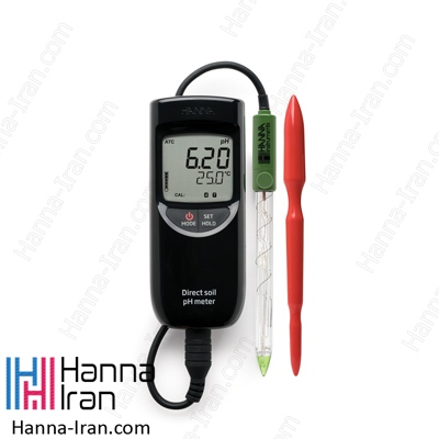 pH متر پرتابل خاک HI99121 کمپانی هانا