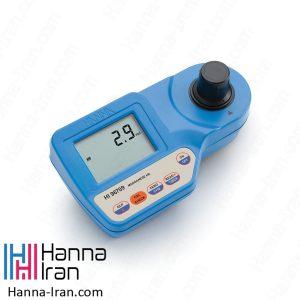 فتومتر پرتابل منگنز HI96709 HR محصول کمپانی هانا