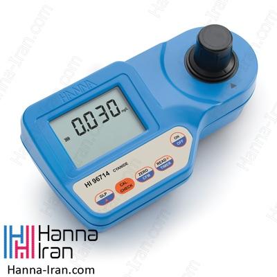فتومتر پرتابل سیانید مدل HI96714