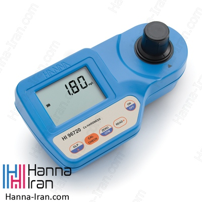 نورسنج سختی کلسیم HI96720 محصولی که تولید هانا امریکاست
