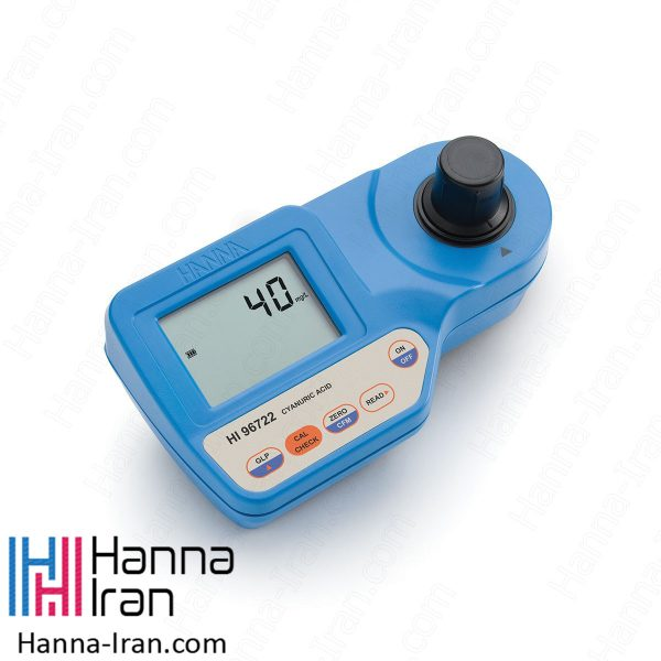 فتومتر پرتابل سیانوریک اسید HI96722 کمپانی هانا