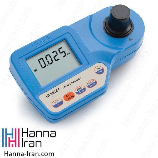 فتومتر پرتابل مس HI96747 محصول کمپانی هانا