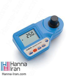 فتومتر پرتابل منگنز HI96748 LR کمپانی هانا