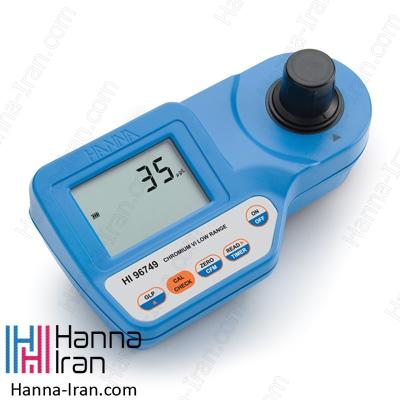فتومتر پرتابل کروم HI96749 VI محصول کمپانی هانا
