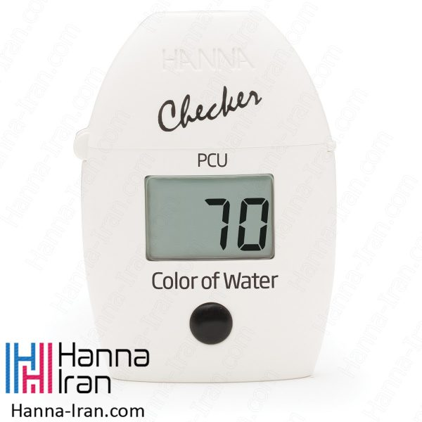 چکر رنگ سنج آب دیجیتال HI727 تولیدی هانا