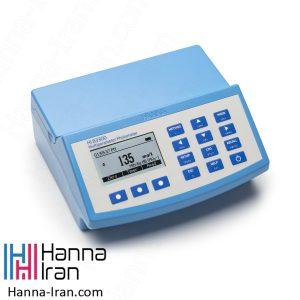 فتومتر مولتیپارامتر مدل HI83300 کمپانی هانا
