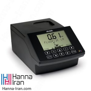 اسپکتروفتومتر هانا مدل HI801 محصول کمپانی هانا