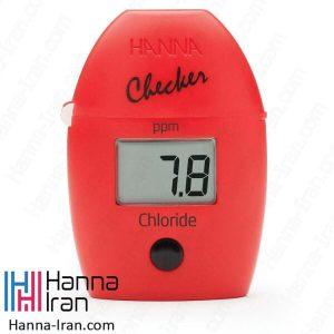 چکر کلرید دیجیتال HI753 کمپانی هانا