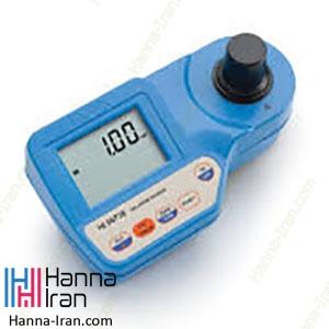 فتومتر پرتابل کلر آزاد HI96701 محصول کمپانی هانا