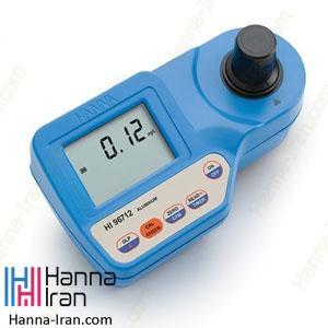 فتومتر پرتابل آلومینیوم HI96712 کمپانی هانا