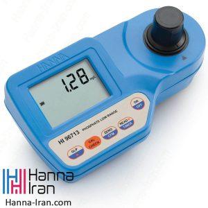 فتومتر پرتابل فسفات HI96713 LR کمپانی هانا