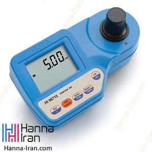 فتومتر پرتابل HI96715 آمونیاک محصول کمپانی هانا