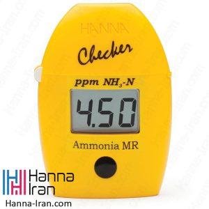 چکر آمونیاک دیجیتال (HI715 (MR هانا