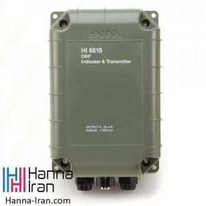 ترنسمیتر ORP مدل HI8615 کمپانی هانا