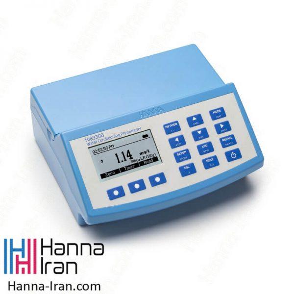 رنگ سنج مولتی پارامتر رومیزی HI83308 محصول هانا