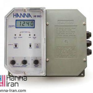 کنترلر صنعتی و دیجیتال TDS مدل HI9934 کمپانی هانا