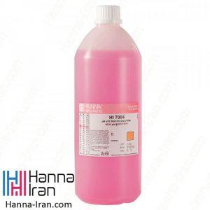 محلول کالیبراسیون pH هانا HI7004