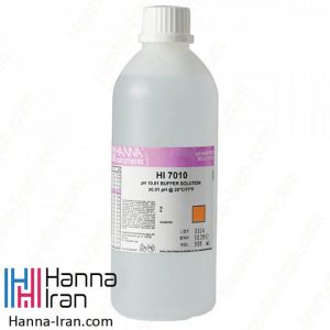 محلول کالیبراسیون pH هانا مدل HI7010 کمپانی هانا